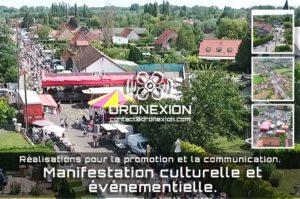 Promotion et communication d'événements culturels et événementiels.